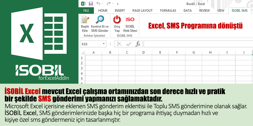 ISOBIL Excel